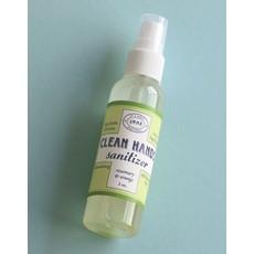 Jane Inc. Clean Hands Sanitizer Spray -Rosemary & Orange