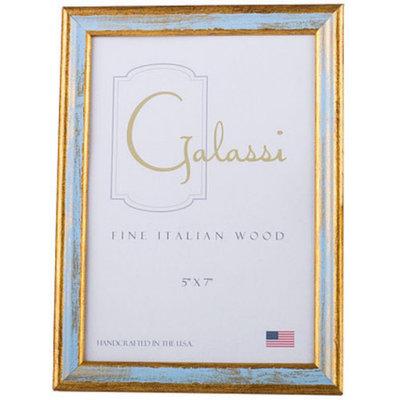 Galassi Blue Gold 5x7 Frame