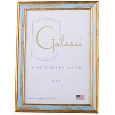 Galassi Blue Gold 8x10 Frame