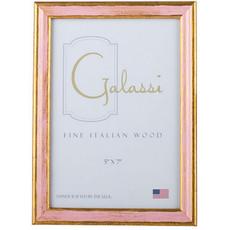 Galassi Pink Gold 5x7 Frame