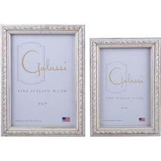 Galassi Silver Filigree 4x6 Frame