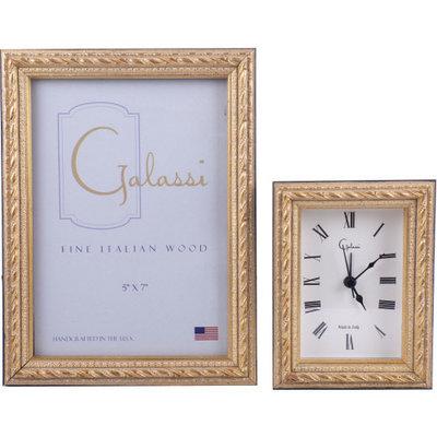 Galassi Gold Filigree 5x7 Frame