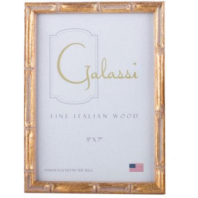 Galassi Gold Bamboo 5x7 Frame