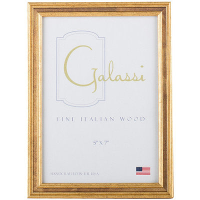 Galassi Gold Channel 8x10 Frame