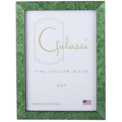 Galassi Thin Green Burl 8x10 Frame