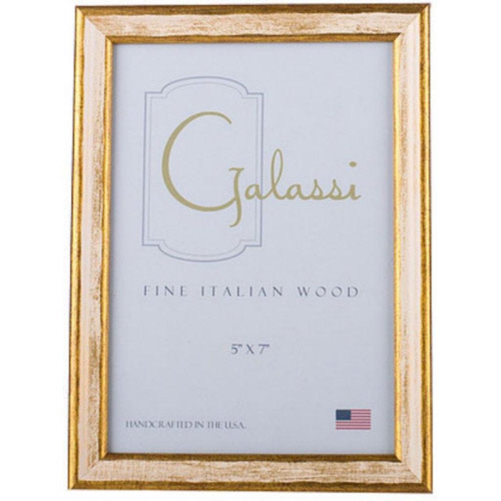 Galassi Cream/Gold 4x6 Frame