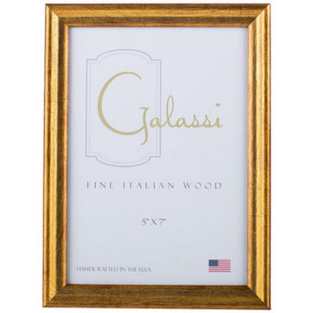 Galassi Gold 5x7 Frame