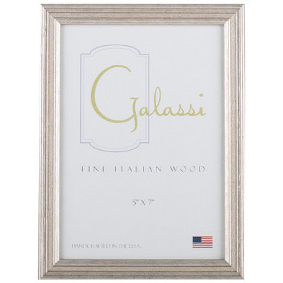 Galassi Silver Channel 8x10 Frame