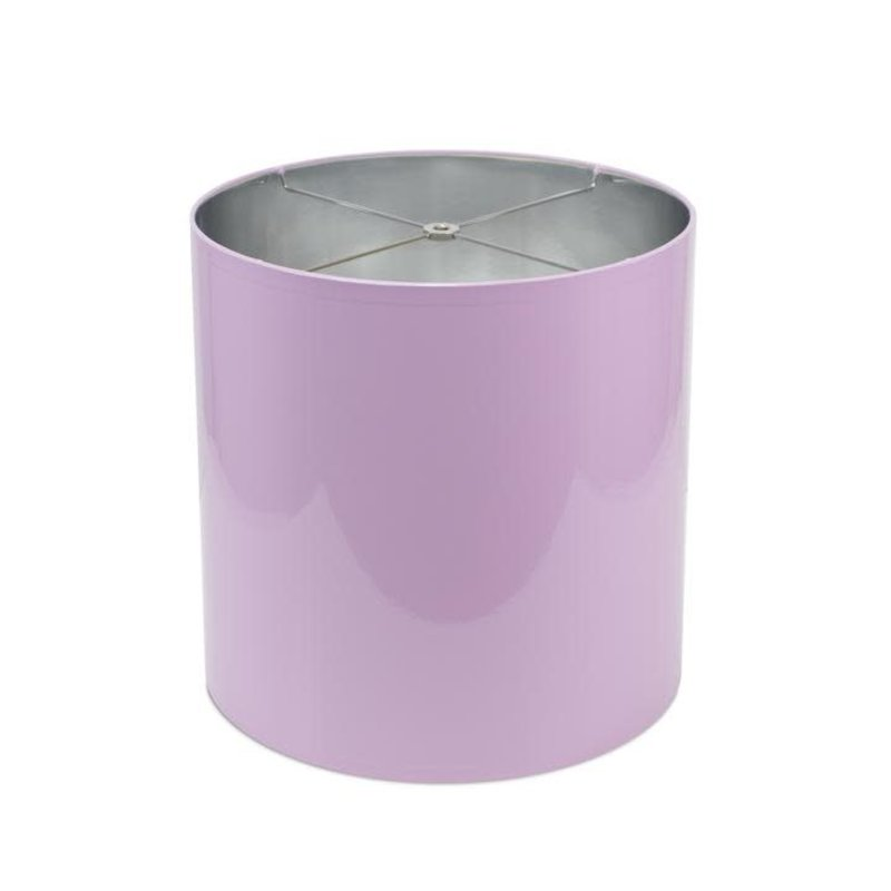 Couture Lamps Lilac Lacquer Shade
