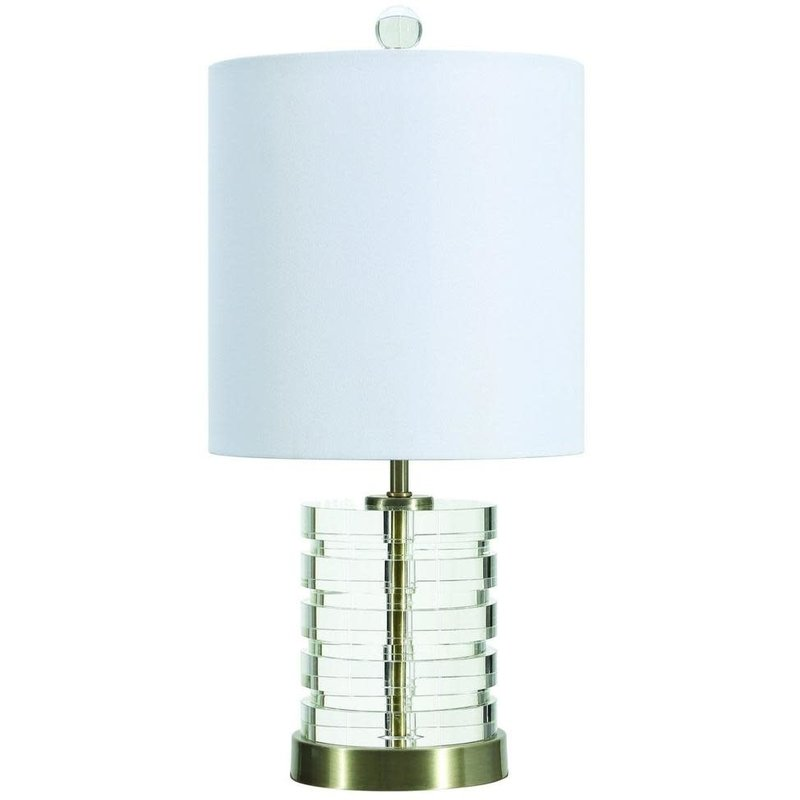 Couture Lamps 18'' Nadia Table Lamp