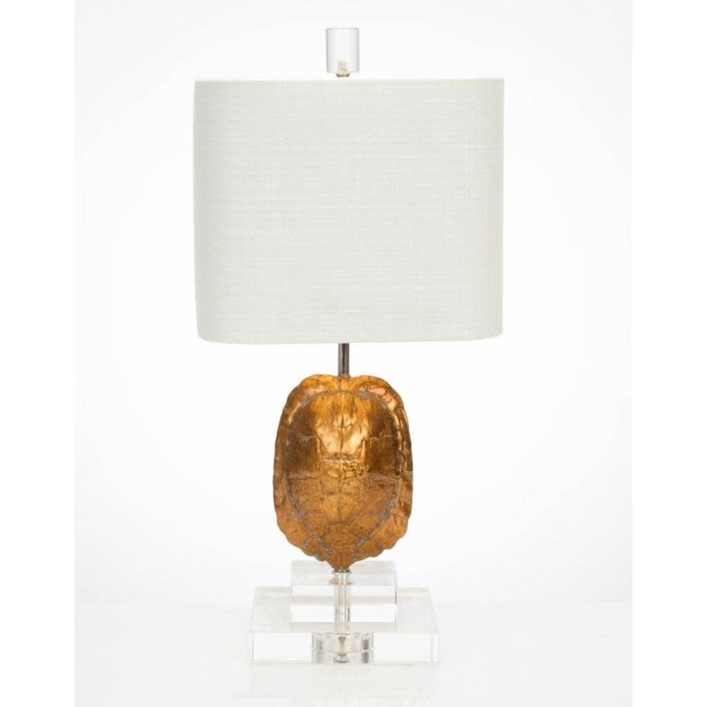 Couture Lamps 175.5'' Tortoise Accent Lamp