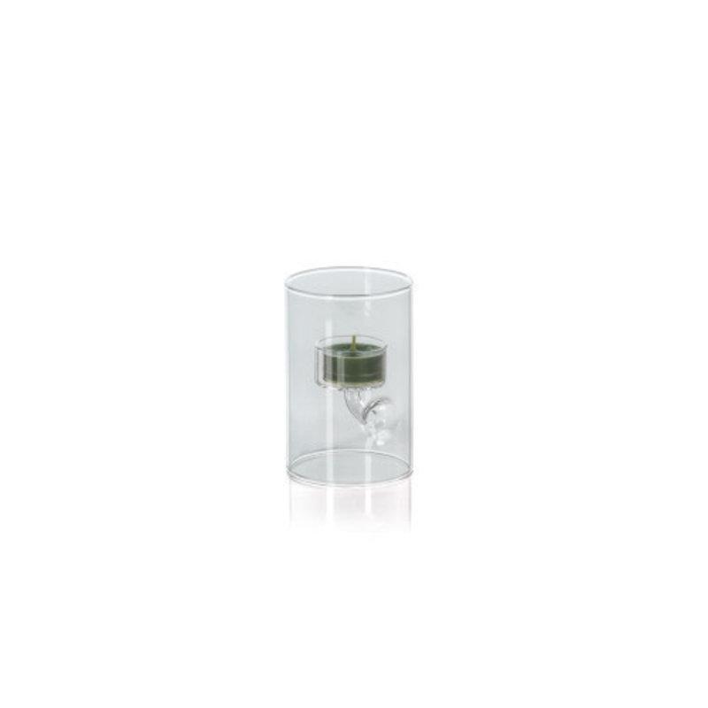 Zodax Suspended Glass Tea Light 3.25'' x 4.75''