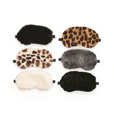 Fuzzy Eyemasks