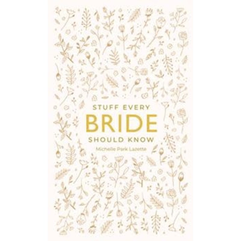 Penguin Random House Stuff Every Bride Should Know