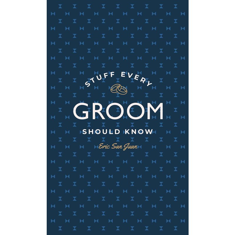 Penguin Random House Stuff Every Groom Should Know