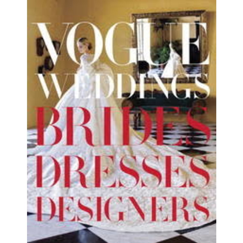 Penguin Random House Vogue Weddings