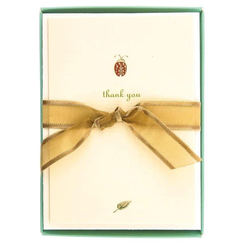 Graphique Ladybug Thank You