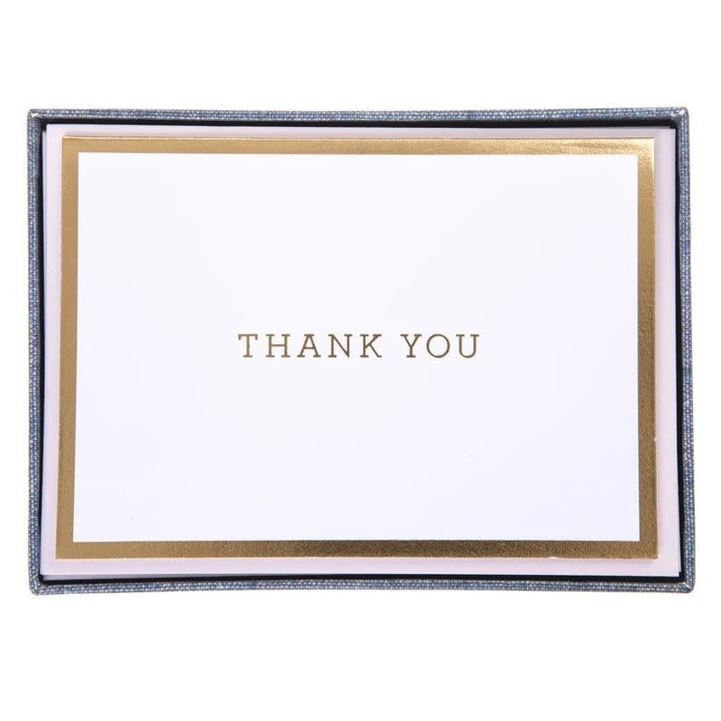 Graphique Chambray Everyday Boxed Note Cards