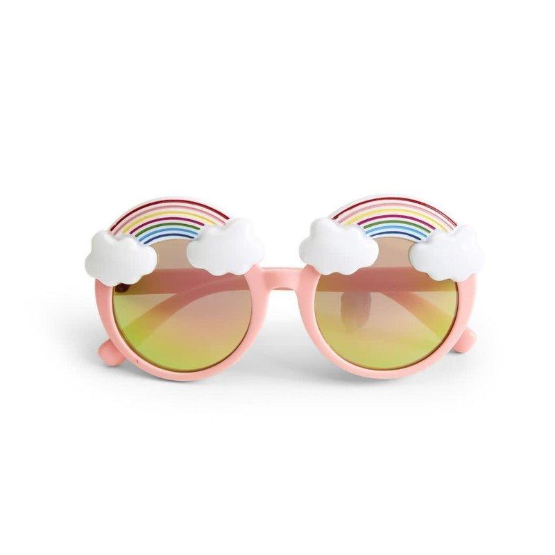 Two's Company Rainbow Novelty Sunglasses