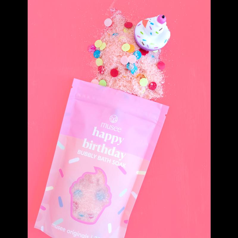 Musee Therapy Happy Birthday Bubbly Bath Soak