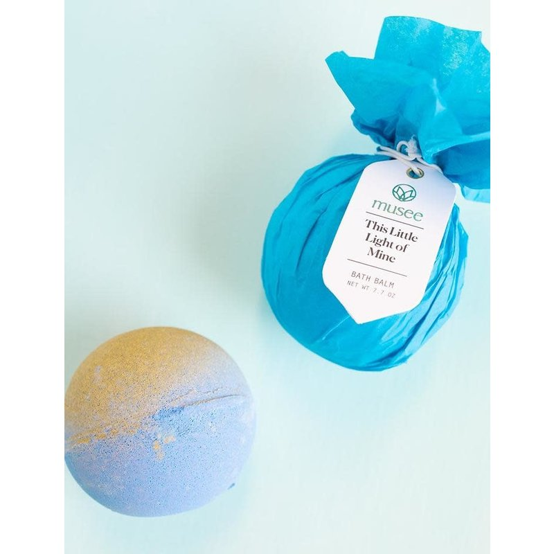 Musee Therapy This Little Light of Mine Bath Balm