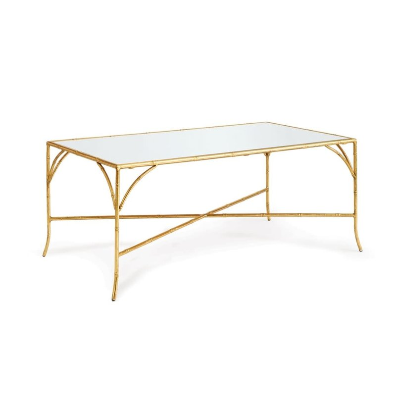 Napa Home and Garden Daphne Coffee Table 42 x 23.5 x 17.75