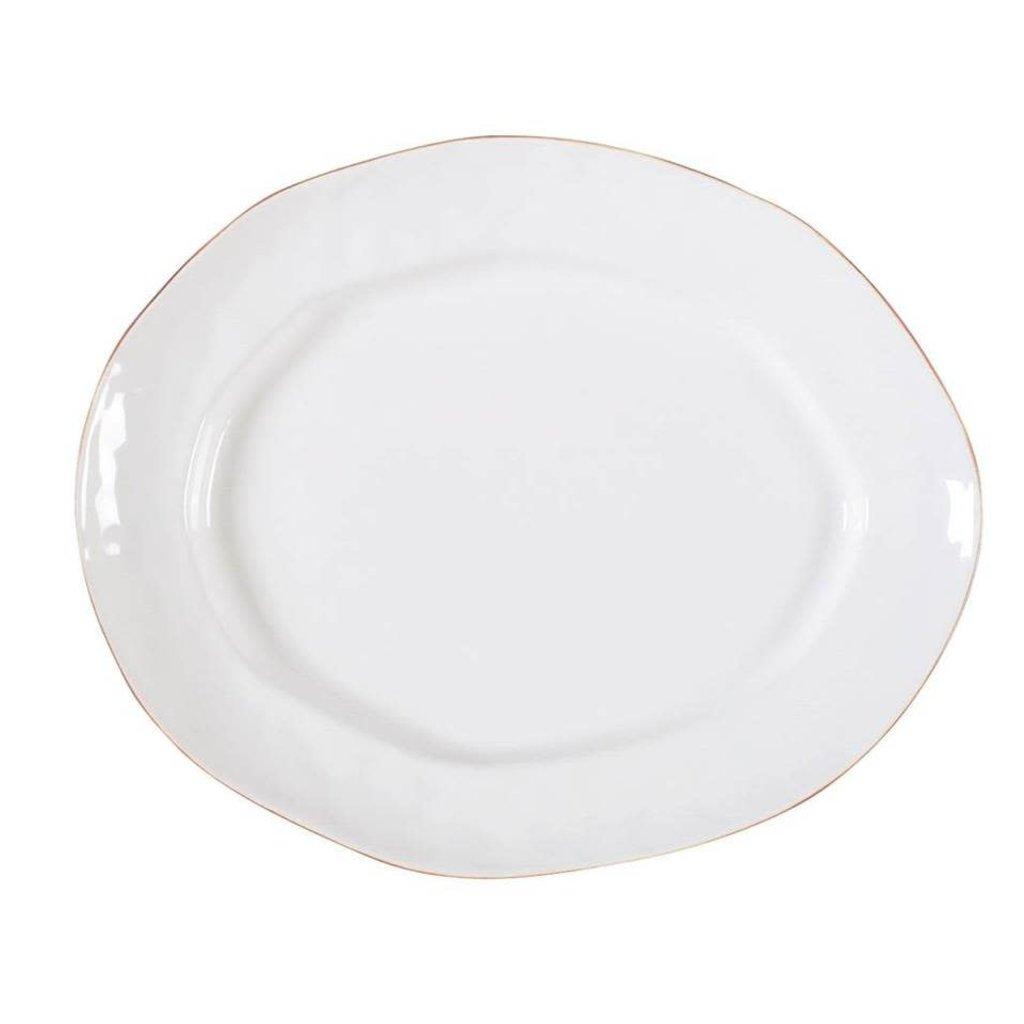 Skyros Designs Cantaria Large Platter White