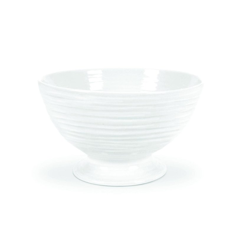 Sophie Conran Sophie Conran White Footed Bowl 5.5''