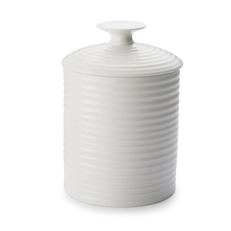 Sophie Conran Sophie Conran White Canister 5.5''