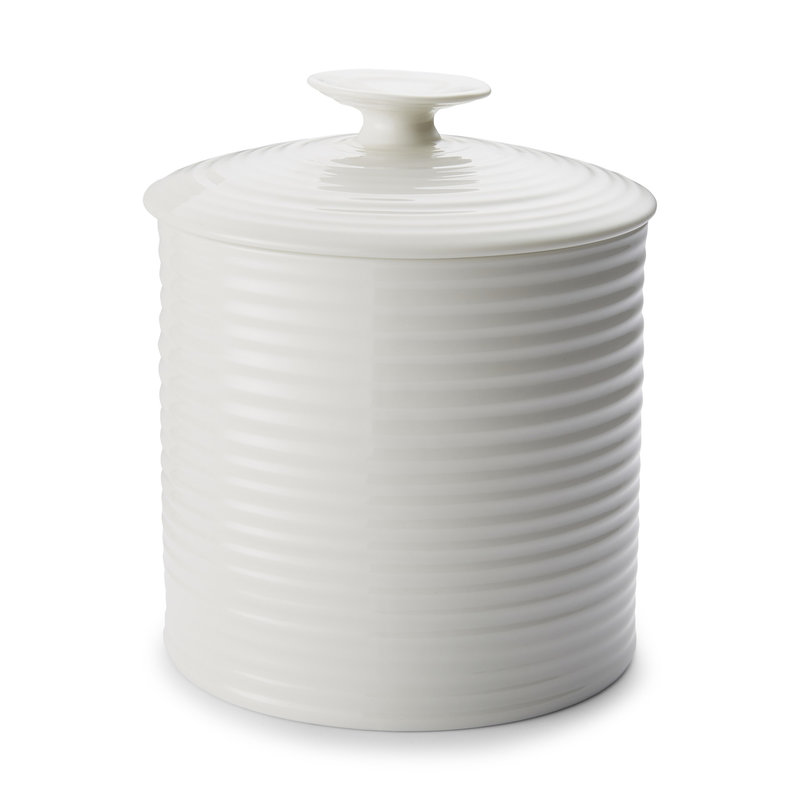 Sophie Conran Sophie Conran White Canister 6.5''