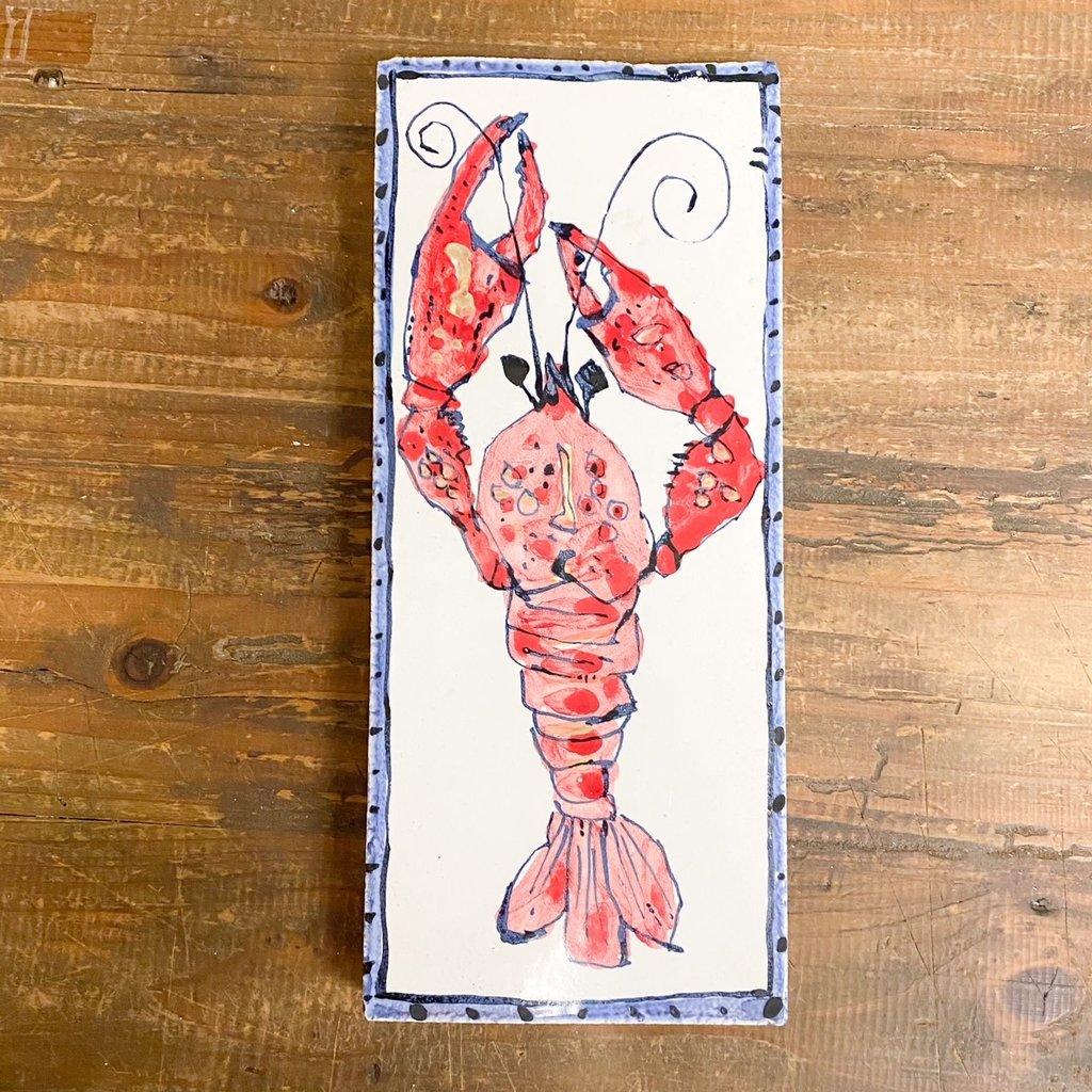 Steve Hasslock Crawfish Tile