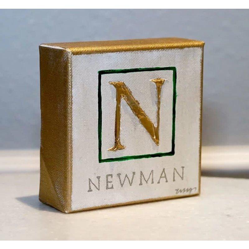 Art Gumbo Isidore Newman School Mini Painting