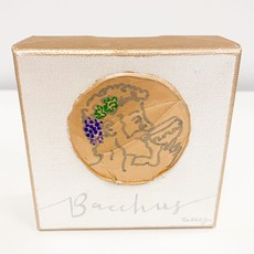 Art Gumbo Bacchus Mini Painting