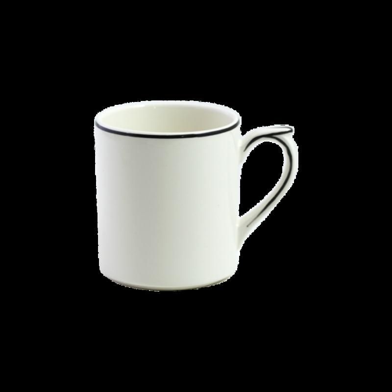 Gien Mug Filet Manganese