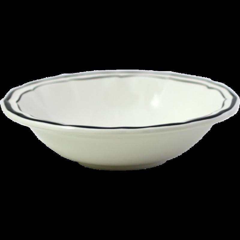 Gien Cereal Bowl Filet Manganese
