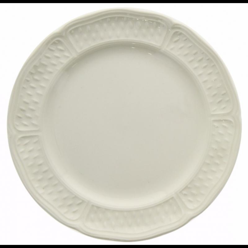 Gien Canape Plate Pont Aux Choux White