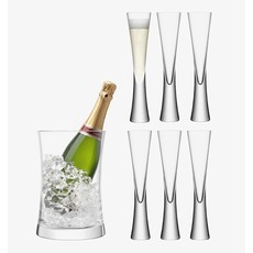 LSA Moya Champagne Serving Set