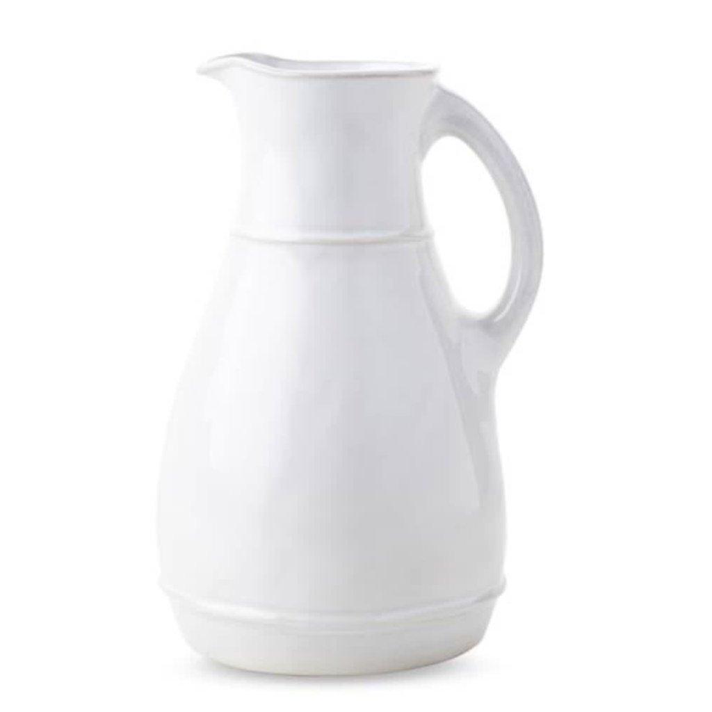 Juliska Puro Whitewash Pitcher/Vase