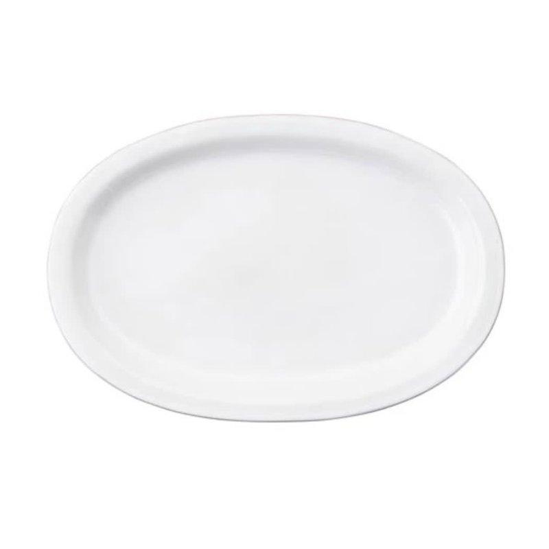 "Juliska Puro Whitewash 16"" Platter"