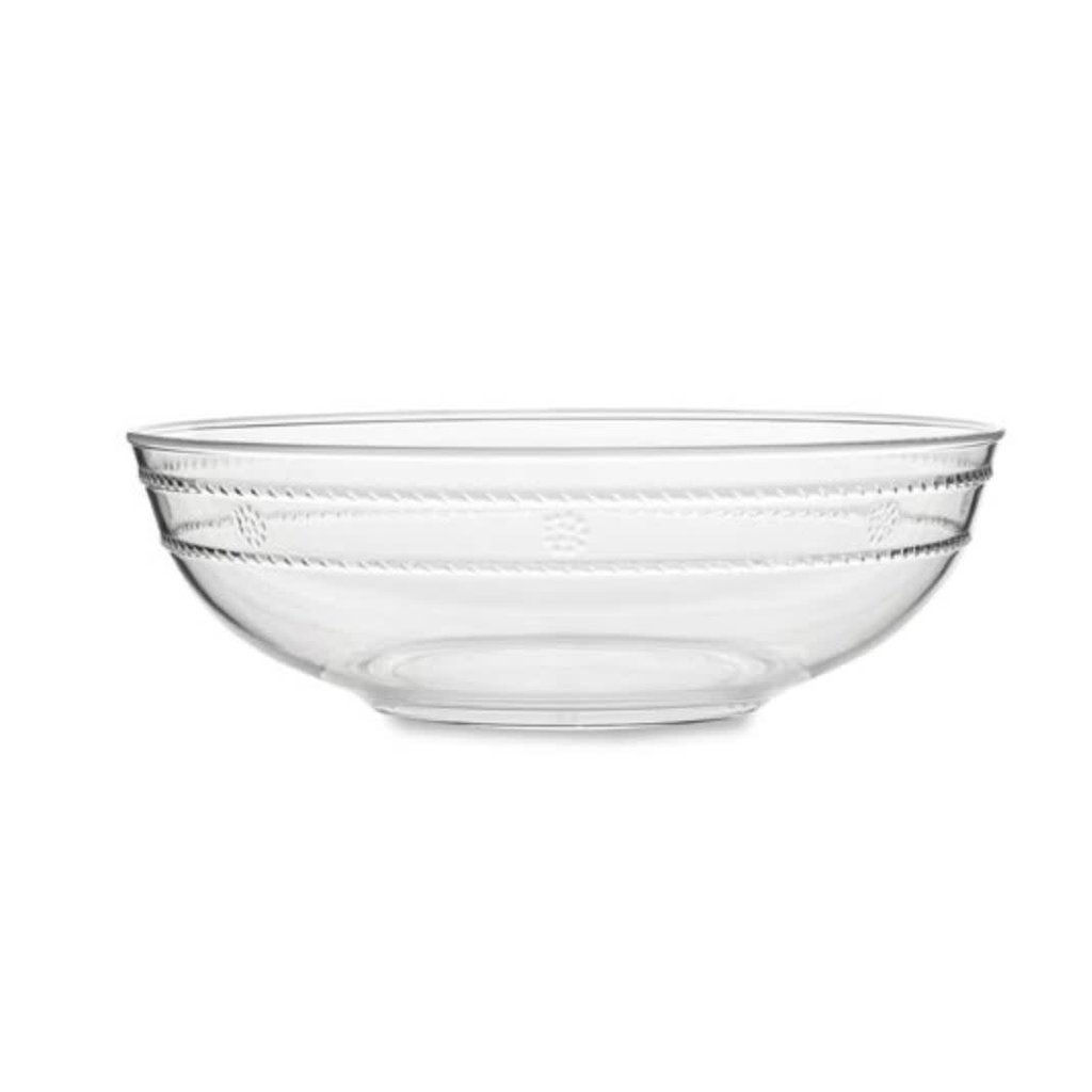 "Juliska Isabella Acrylic 13"" Serving Bowl"