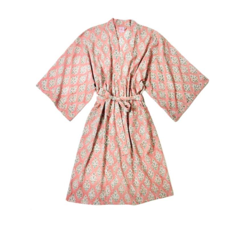 """Pacific & Rose Textiles Kimono Robe 45"""""""