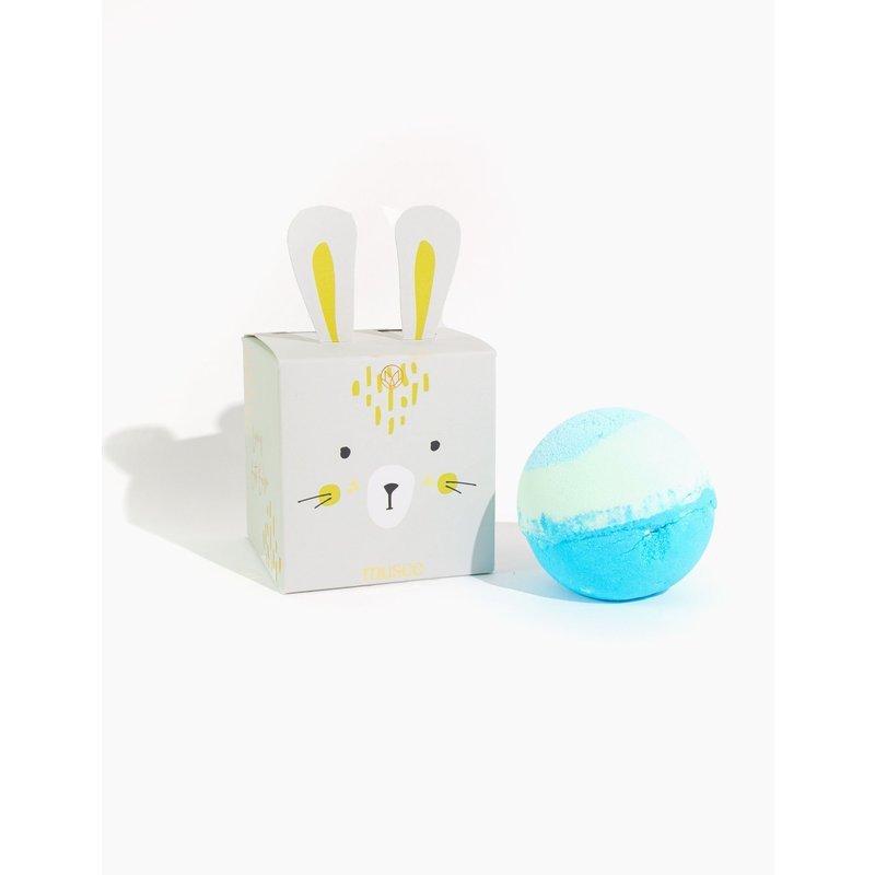 Musee Therapy Blue Bunny Box Bath Balm