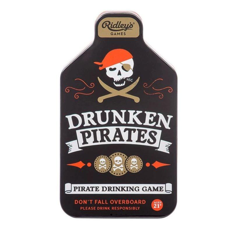 Hachette Drunken Pirates- Pirate Drinking Card Game