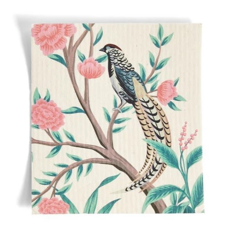 Two's Company Flora and Fauna Multipurpose Kitchen Cloth