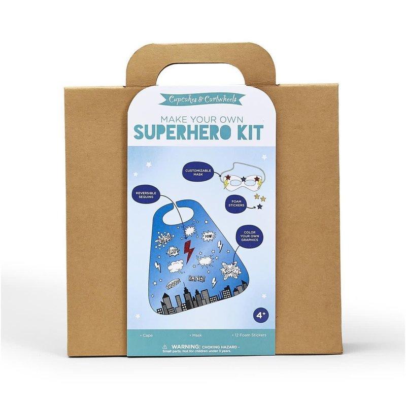 Two's Company Superhero Craft Kit