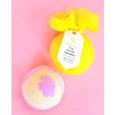 Musee Therapy You Are My Sunshine Bath Balm