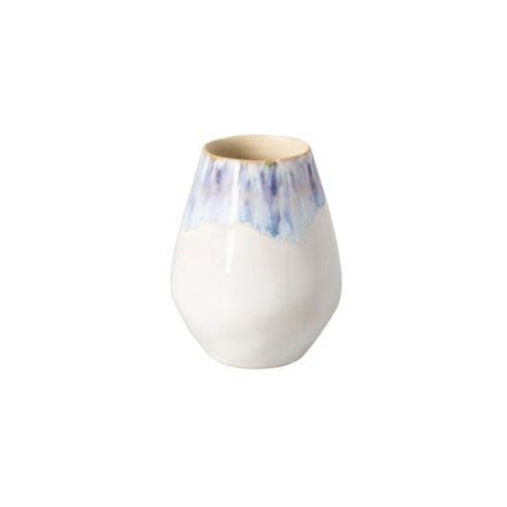 Casafina Brisa Ria Blue Small Oval Vase