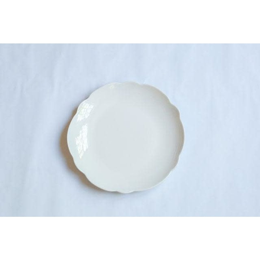 Relish Scallop Dinner Plate
