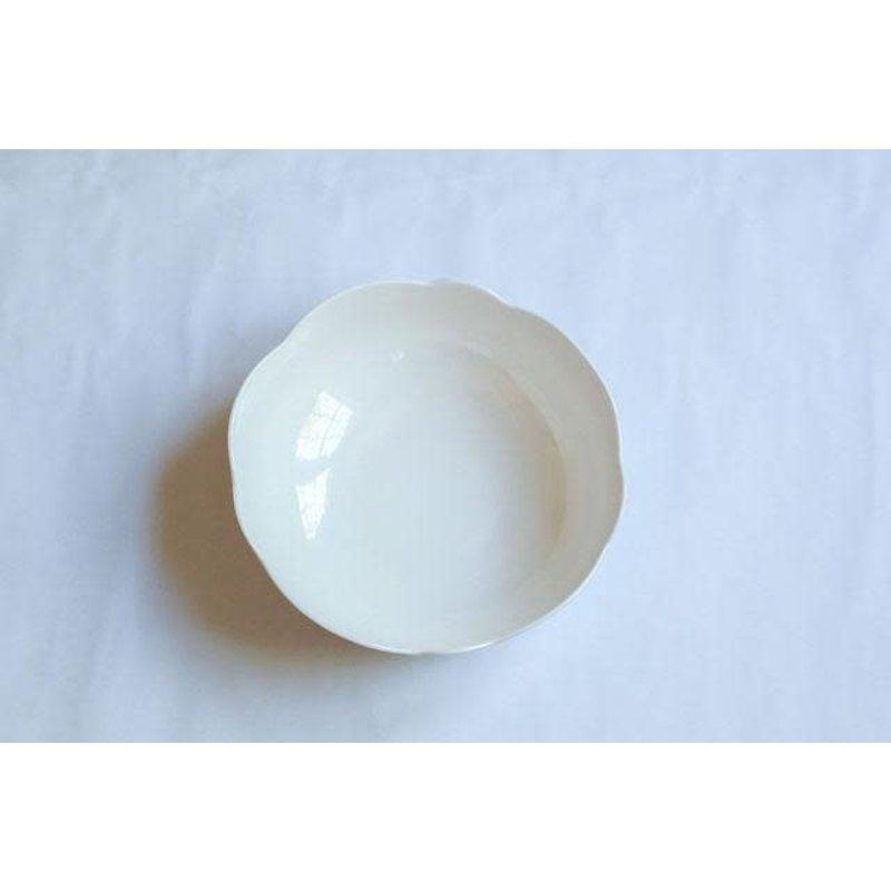 Relish Scallop Serving Bowl