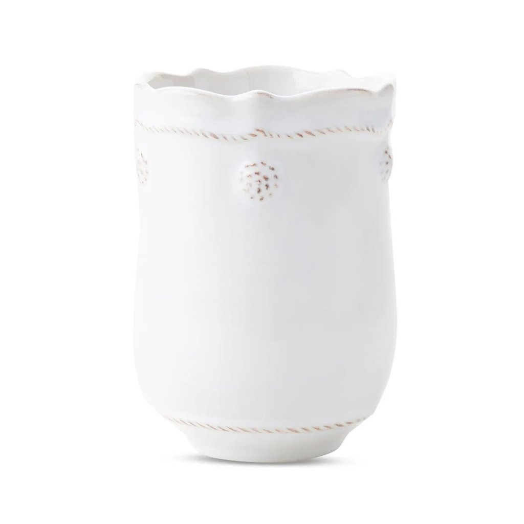 Juliska Berry & Thread Whitewash Brush Cup